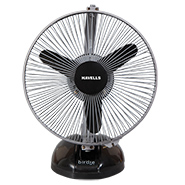 Havells Birdie 225 mm Cabin Fan - Black Grey