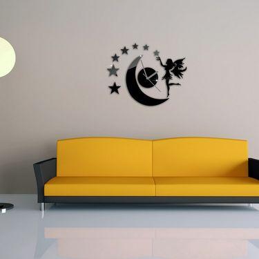 DIY Wall Clock 3D Sticker -0448B