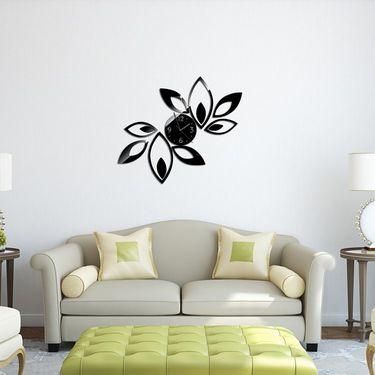 DIY Wall Clock 3D Sticker -0518B