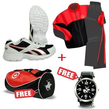 Deals | 74% OFF on Gym Combo for Rs 3199 + FREE Watch & Duffle Bag + Extra INR 400 OFF