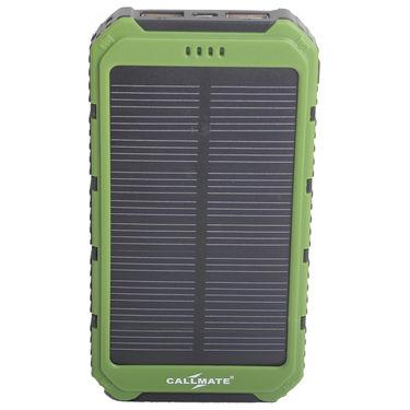 Callmate Power Bank Solar 12000 mAh - Orange