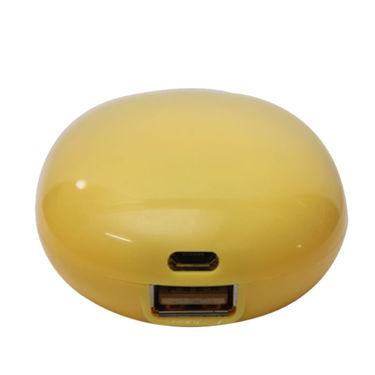 Callmate Power Bank Soap 5600 mAh - Yellow