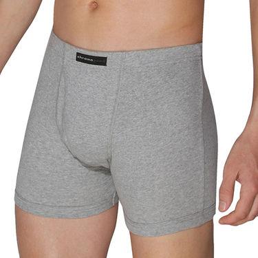 Pack of 3 Chromozome Regular Fit Trunks For Men_10331 - Multicolor