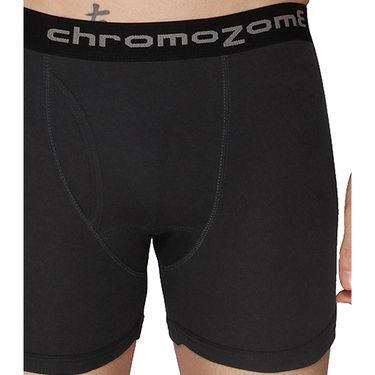 Pack of 3 Chromozome Regular Fit Trunks For Men_10341 - Multicolor