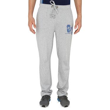 Chromozome Regular Fit Trackpants For Men_10440 - Grey