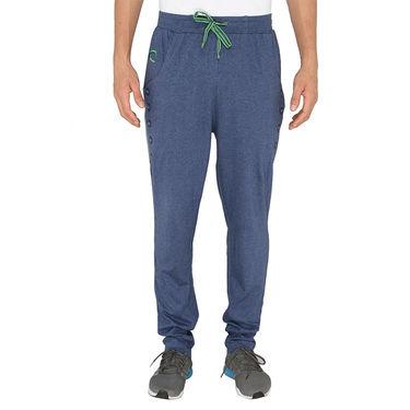 Chromozome Regular Fit Trackpants For Men_10534 - Blue