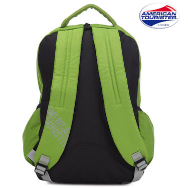 American Tourister Backpack_code 5 Lime