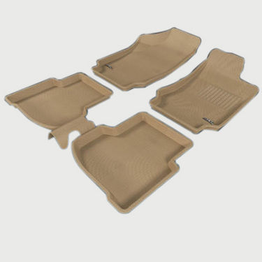 3D Car Mats For Ford Figo Car
