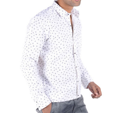 Bendiesel Cotton Formal Shirt For Men_Bdf033 - Multicolor