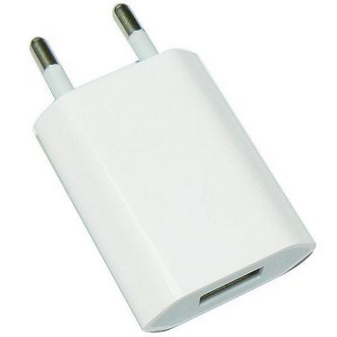Flashmob Apple Type Wall Charger - White