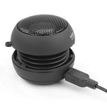 Flashmob Hamburger  Mini Speaker - Black