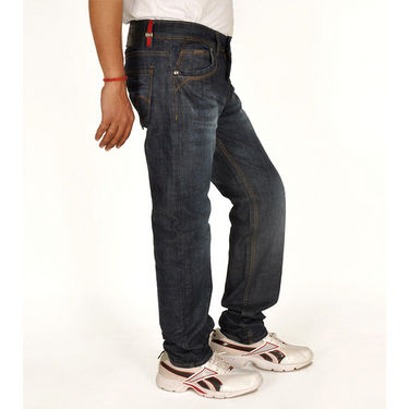 Levis Slim Fit Cotton Jeans For Men_lrlbd - Dark Blue