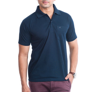 Ble Pack of 6 Slim Fit Cotton Polo T shirts For Men_Blerigas6