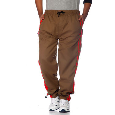 Delhi Seven Cotton Plain Lower For Men_Mulwr001 - Brown
