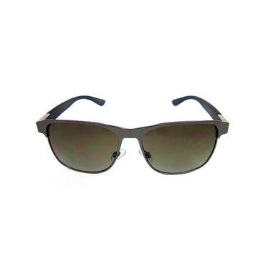Flying Machine Wayfarer Sunglasses For Men_fms101col103 - Black