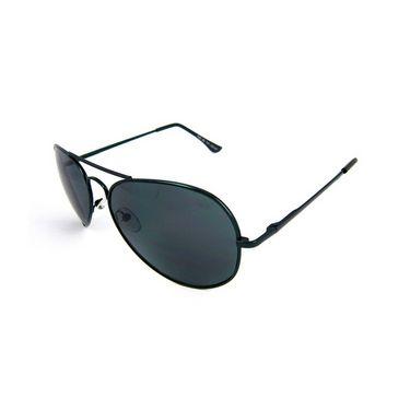 Flying Machine  Aviator Sunglasses For Men_fmsse1101col007 - Green