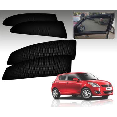 Set of 4 Premium Magnetic Car Sun Shades for SwiftNew