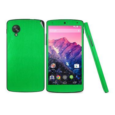 Snooky Mobile Skin Sticker For Lg Google Nexus 5 20719 - Green