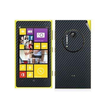 Snooky Mobile Skin Sticker For Nokia Lumia 1020 21024 - Black