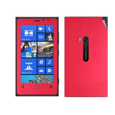 Snooky Mobile Skin Sticker For Nokia Lumia 920 21010 - Red