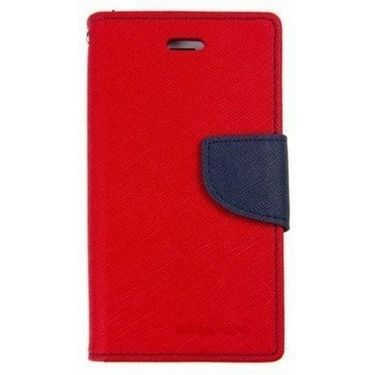 BMS lifestyle Mercury flip cover for Sony Xperia M2 - red