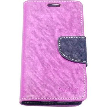 BMS lifestyle Mercury flip cover for Sony XPERIA M - Purple