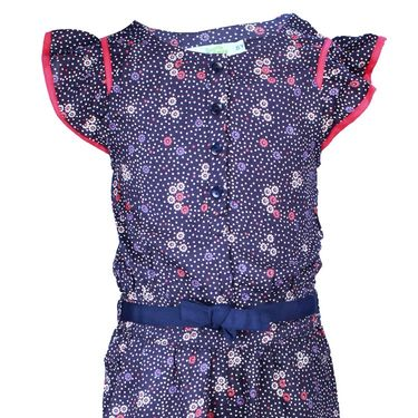 ShopperTree Navy Printed Jumpsuit_ST-1410