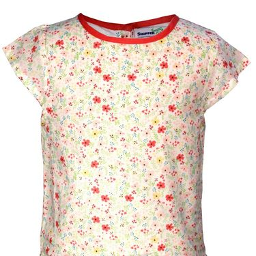 ShopperTree Multi Flower Dress with Panty Set_ST-1425