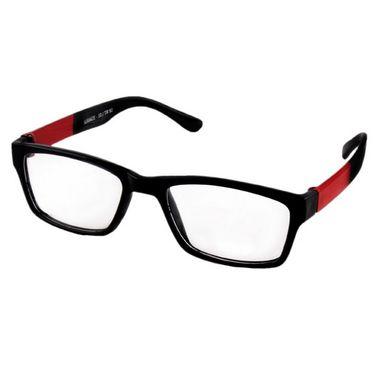 Aoito Plastic Frames Eyeglasses For Men_Grace50 - Black