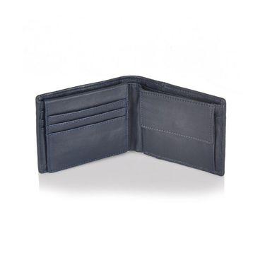 Branded Leather Wallet For Men_gstr01 - Blue