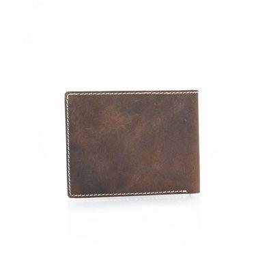 Levis Leather Wallet For Men_levis501br - Brown