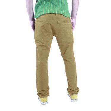 Uber Urban Cotton Trouser_1426gkh - Beige
