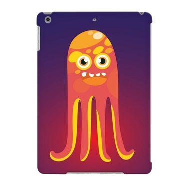 Snooky Digital Print Hard Back Case Cover For Apple iPad Air 23688 - Purple