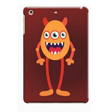 Snooky Digital Print Hard Back Case Cover For Apple iPad Mini 23729 - Maroon