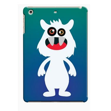 Snooky Digital Print Hard Back Case Cover For Apple iPad Mini 23726 - Green