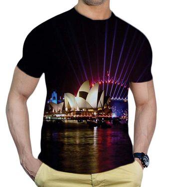 Graphic Printed Tshirt by Effit_Trp0395