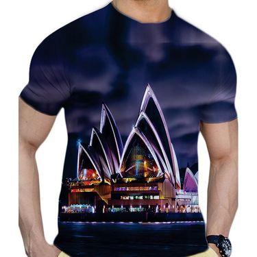 Graphic Printed Tshirt by Effit_Trp0398