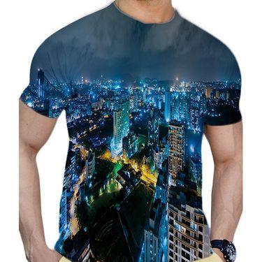 Graphic Printed Tshirt by Effit_Trsb0393