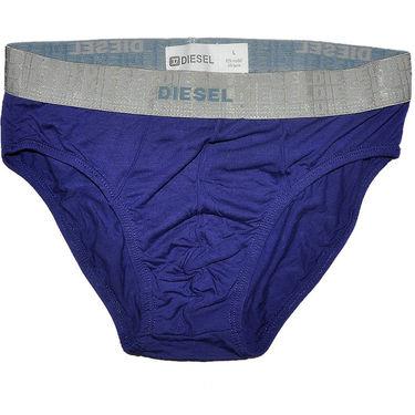 Diesel Cotton Brief_Dslbb - Blue