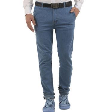 Branded Cotton Jeans_Npjwtx8 - Blue