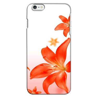 Snooky 35233 Digital Print Hard Back Case Cover For Apple iPhone 6 - White