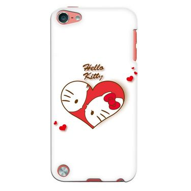 Snooky 35319 Digital Print Hard Back Case Cover For Apple iPod touch 5th Generation - White