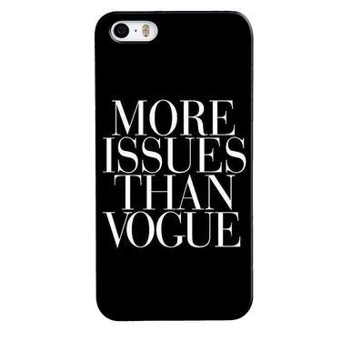 Snooky 36145 Digital Print Hard Back Case Cover For Apple iphone 4s - Black