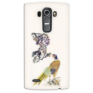 Snooky 37916 Digital Print Hard Back Case Cover For LG G4 - Cream