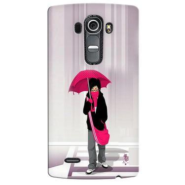 Snooky 37924 Digital Print Hard Back Case Cover For LG G4 - Multicolour