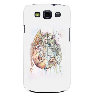 Snooky 35725 Digital Print Hard Back Case Cover For Samsung Galaxy S3 I9300 - Multicolour