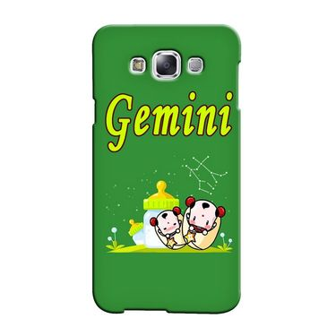 Snooky 36287 Digital Print Hard Back Case Cover For Samsung Galaxy A3 - Green