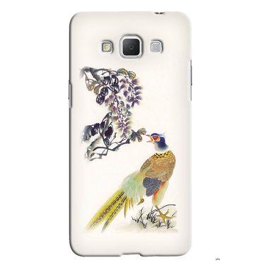 Snooky 36516 Digital Print Hard Back Case Cover For Samsung Galaxy Grand max - Cream