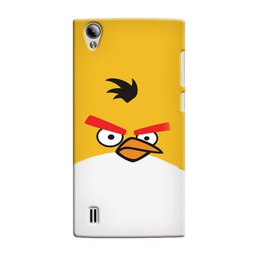 Snooky 37563 Digital Print Hard Back Case Cover For Vivo Y15 - Yellow