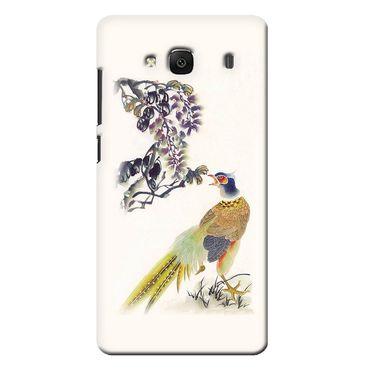 Snooky 35996 Digital Print Hard Back Case Cover For Xiaomi Redmi 2s - Cream